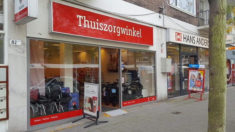 Wc Stoel Thuiszorgwinkel : Laurens thuiszorgwinkel rotterdam peppelweg