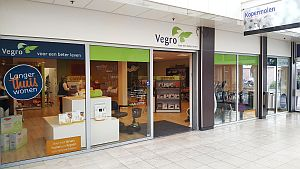 Wc Stoel Thuiszorgwinkel : Vegro thuiszorgwinkel leiden vegro expertisecentrum hulpmiddelen